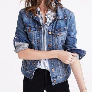 MADEWELL Classic Jean Jacket   XS   NWT